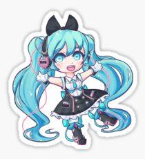 Hatsune Miku Chibi Magical Mirai Sticker