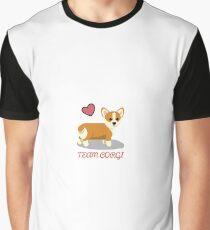 Team Corgi! Graphic T-Shirt