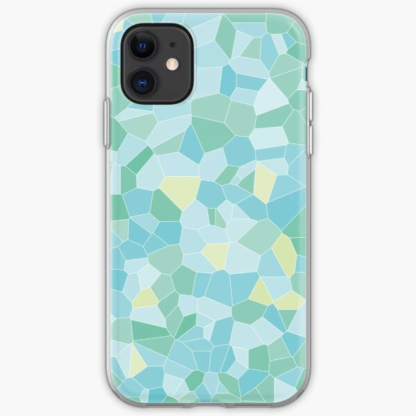 Mosaic Pattern 24 iPhone Soft Case