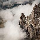 Rock meets cloud by Marcel Ilie