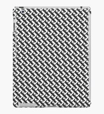 belieber - Angled Repetitive Pattern iPad Case/Skin