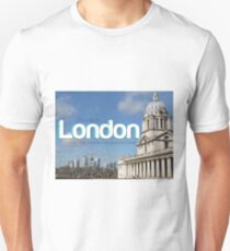 Bad day in London Unisex T-Shirt