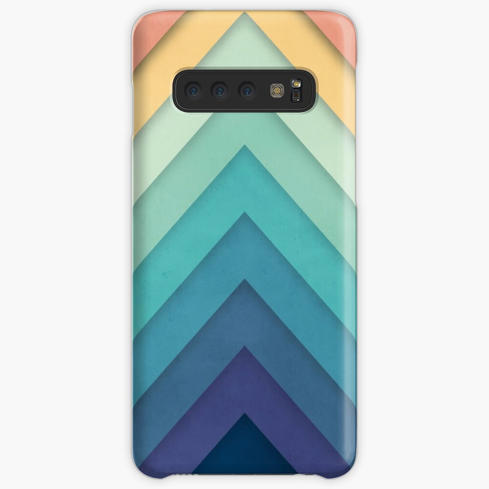 Retro Chevrons 002 Cases & Skins for Samsung Galaxy