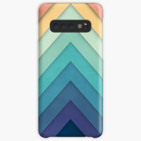Retro Chevrons 002 Samsung Galaxy Snap Case