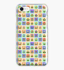 Florista Tiles iPhone Case/Skin