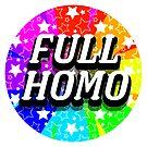 FULL HOMO by Lucieniibi