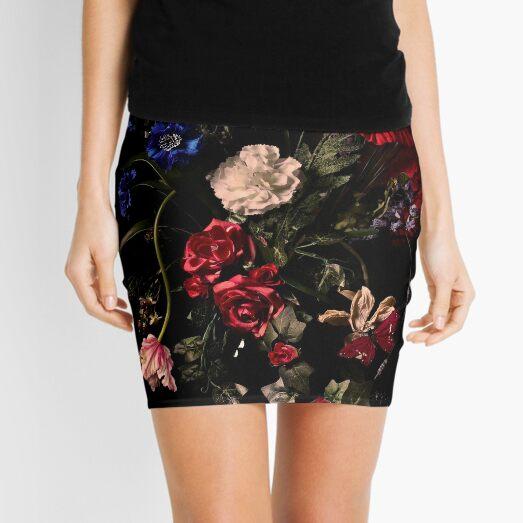 Rikard Osterlund's Flowers (Atrophy of Logic) Mini Skirt