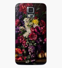 Rikard Osterlunds Blumen (Philosophie der Sinnlosigkeit) Hülle & Klebefolie für Samsung Galaxy