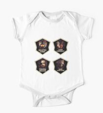 Gaming Legends [4 in 1 set] #1 Kids Clothes