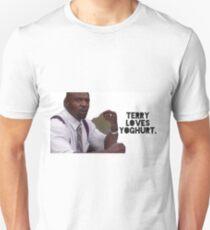 Terry Loves Yoghurt T-Shirt