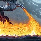 Feuer und Blut von Chris Geocos