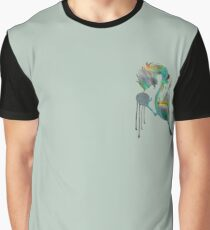 Allegory Bird Graphic T-Shirt