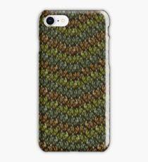 Basilisk Scales iPhone Case/Skin