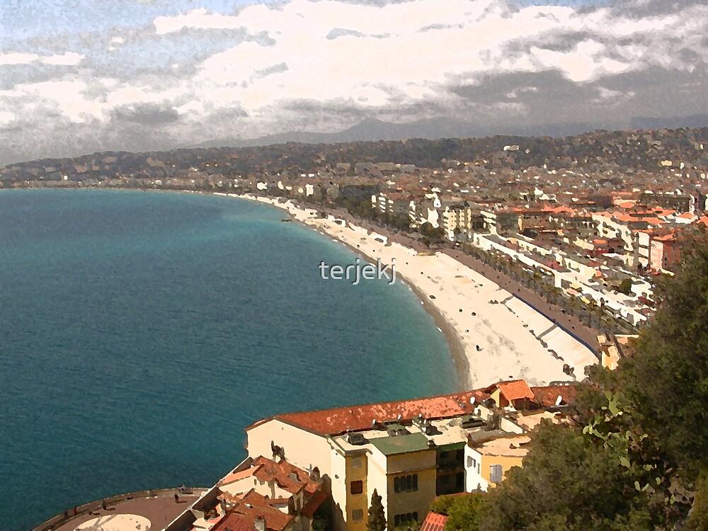 Nice, France  by terjekj
