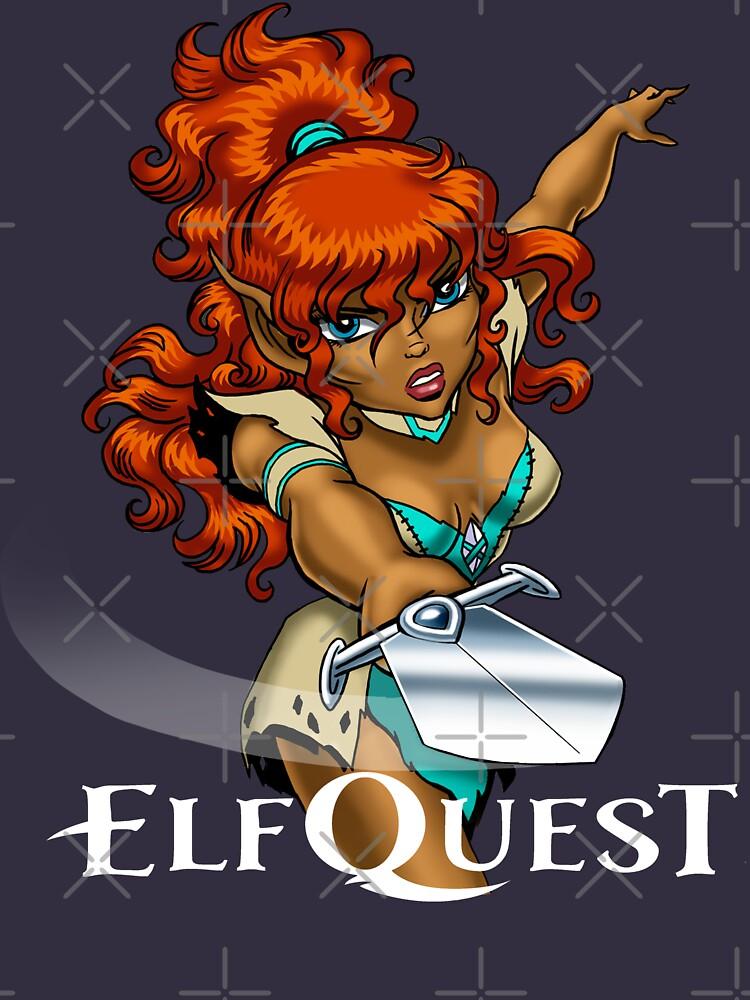 Ember by elfquest