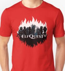 Elfquest: Trouble in the woods T-Shirt