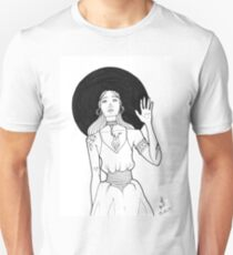 Witch Waving Hello T-Shirt