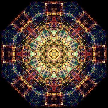 Tecnology Mandala by gastaocared