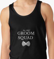 Groom Squad Tank Top