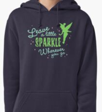 Leave a Little Sparkle Wherever You Go Pullover Hoodie