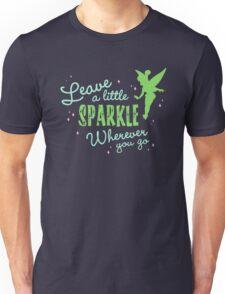 Leave a Little Sparkle Wherever You Go Unisex T-Shirt