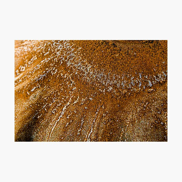 Acid Rust Photographic Print