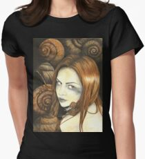 The Snail Bride Women's Fitted T-Shirt