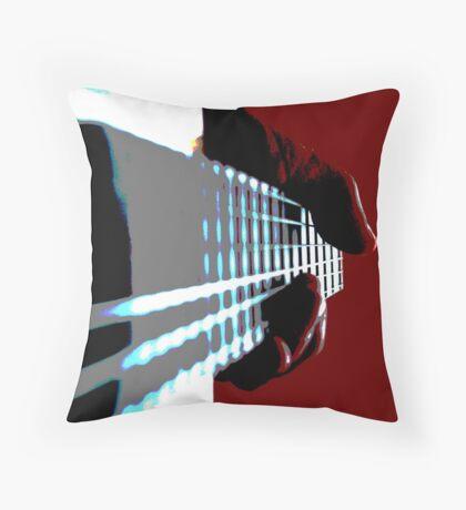 slo - hand Throw Pillow