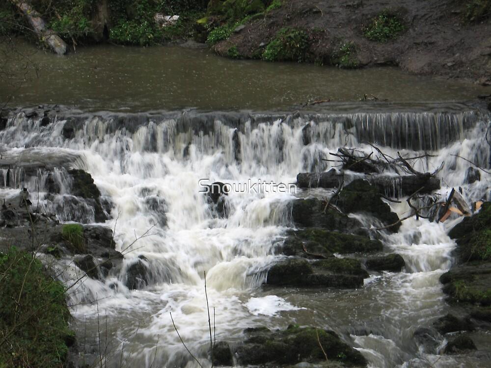 River Falls by Snowkitten