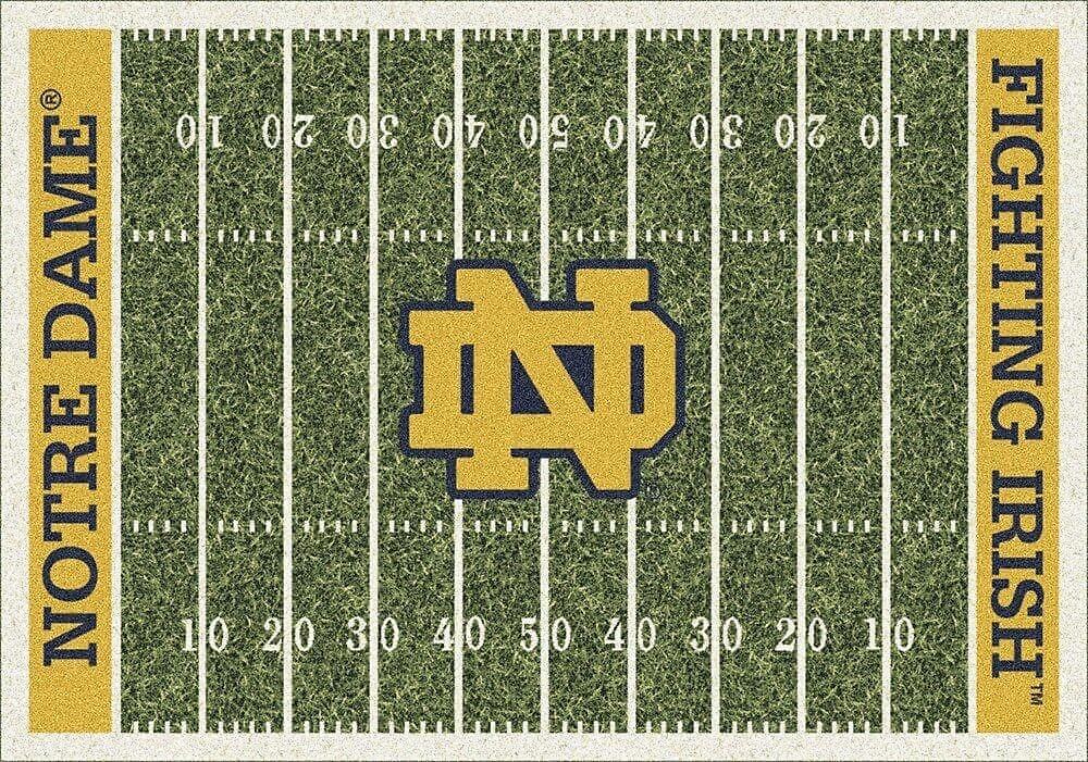 Notre Dame Fußballplatz von mackattak06