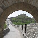 Great Wall of China by Snowkitten