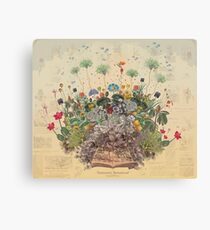 FANTASTIC BOTANICAL Canvas Print