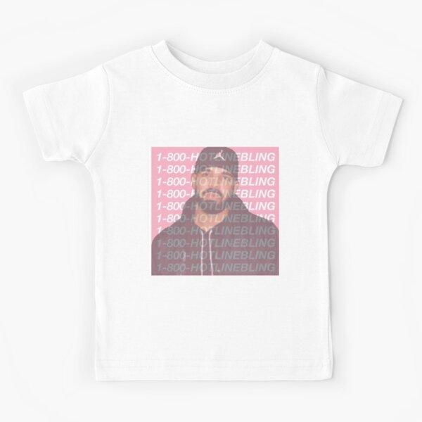 Drake Hotline Bling  Kids T-Shirt