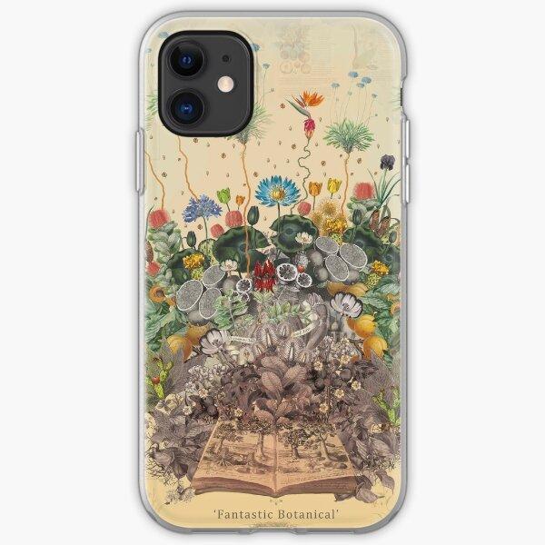 FANTASTIC BOTANICAL iPhone Soft Case