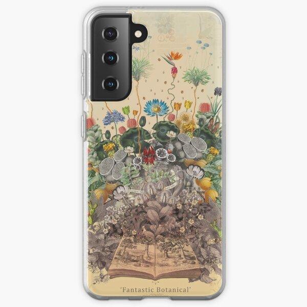 FANTASTIC BOTANICAL Samsung Galaxy Soft Case