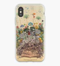 FANTASTIC BOTANICAL iPhone Case