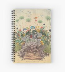FANTASTIC BOTANICAL Spiral Notebook