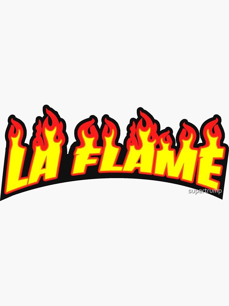 La Flame by supertrump