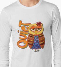 2018 Rise & Shine - Quiet Long Sleeve T-Shirt
