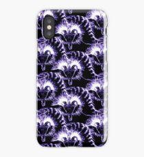 Wacky Weasel Purple iPhone Case/Skin