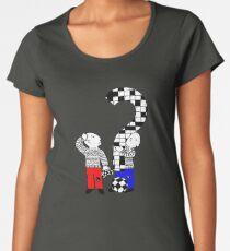 Cross words t-design Women's Premium T-Shirt