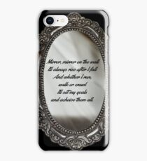 Mirror Mirror iPhone Case/Skin