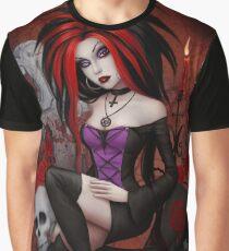 Sylvia the Satanist 2017 Graphic T-Shirt