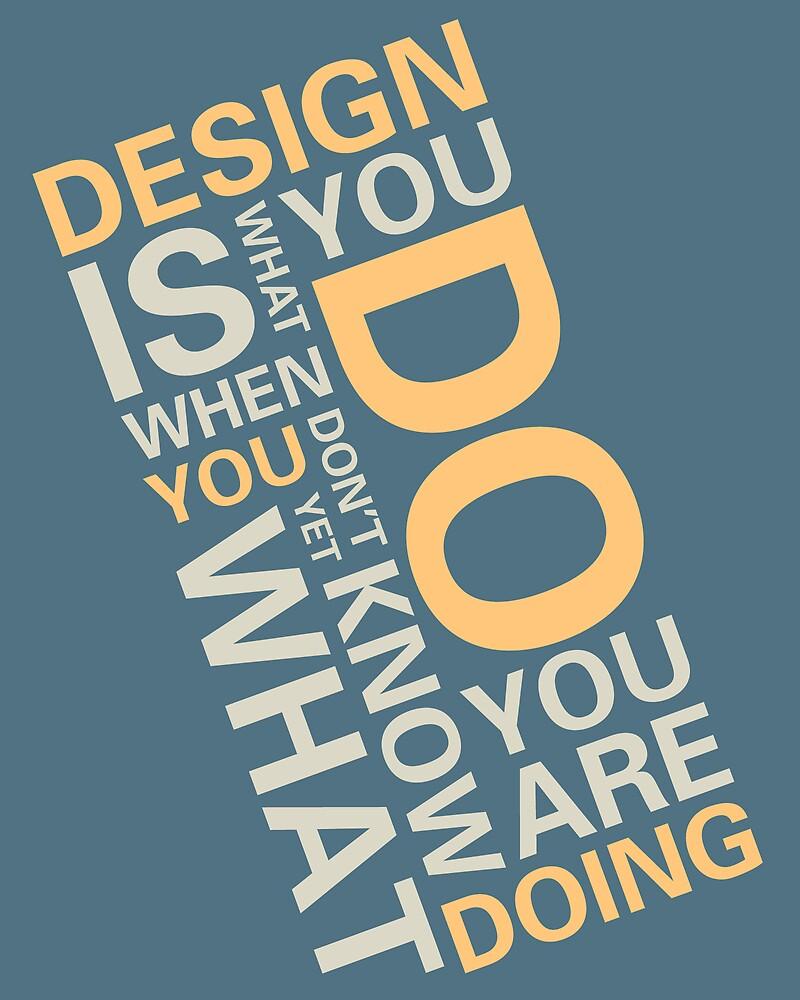 Design. by Joey Wharton