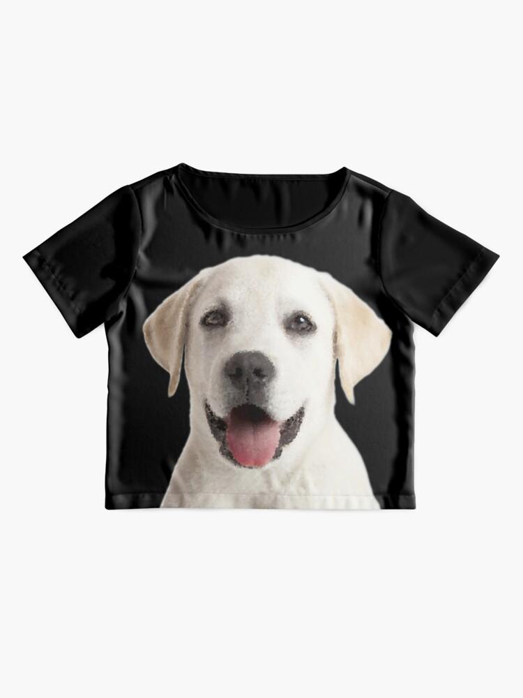 Vista alternativa de Blusa Cachorro Labrador