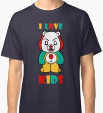 It Bear - I Love Kids Classic T-Shirt