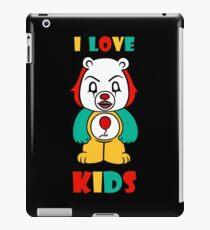 It Bear - I Love Kids iPad Case/Skin