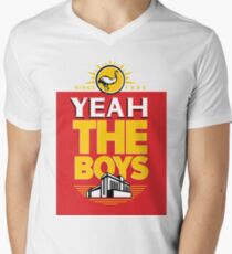 Emu Export Yeah The Boys Men's V-Neck T-Shirt