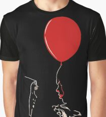 We all float down here Graphic T-Shirt