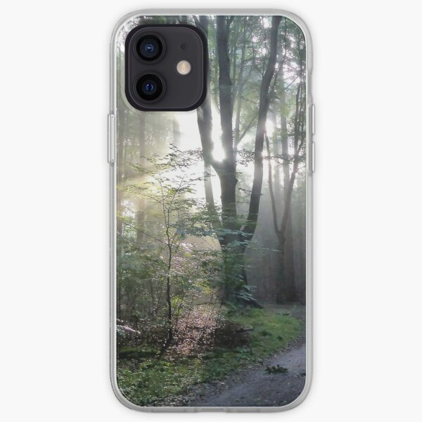 When the light guides my way iPhone Soft Case